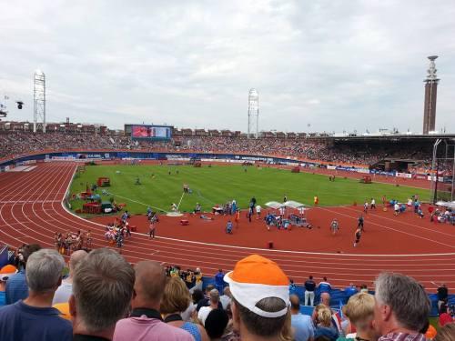 Leichtathletik EM Amsterdam