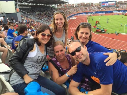 Leichtathletik-EM Amsterdam