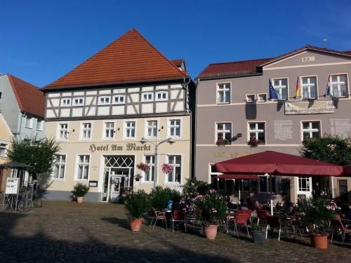Hotel am Markt Ueckermünde