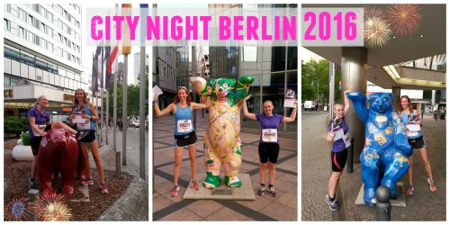 City Night Berlin 2016