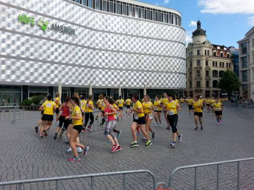 Deutsche Post Ladies Run Leipzig