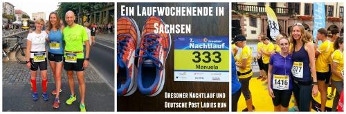 Laufen in Sachsen