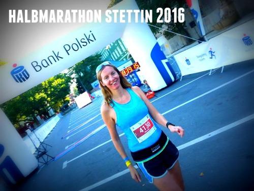 Halbmarathon Stettin 2016