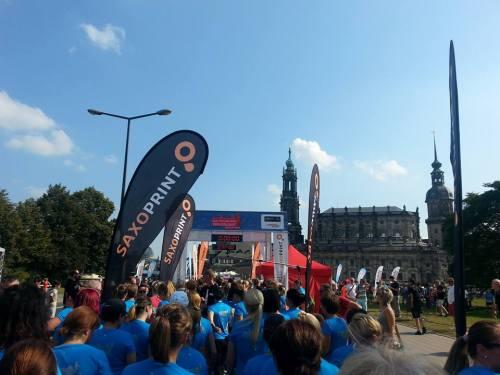 Frauenlauf Dresden 2016