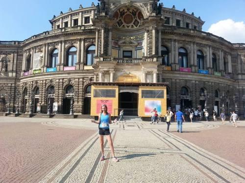 Frauenlauf Dresden