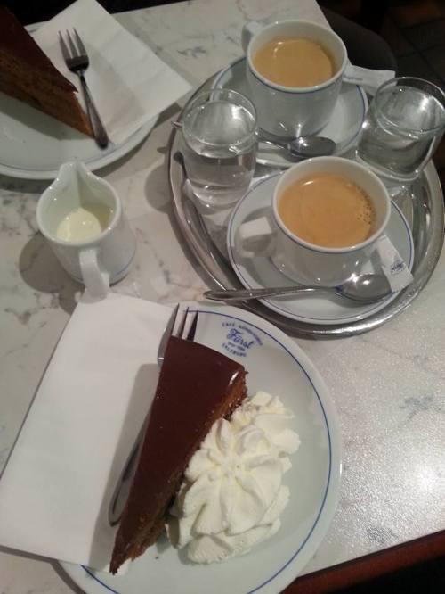 Cafe Fürst Salzburg