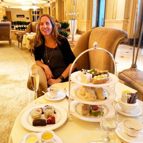 Afternoon Tea Emirates Palace